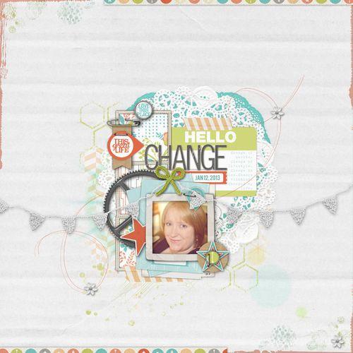 Trace-scrapbook-change