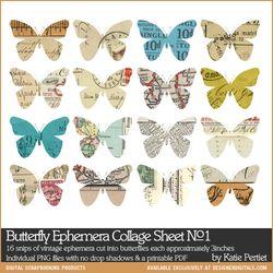 KPertiet_ButterflyEphemeraCollageSheetNo1PREV