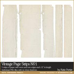 KPertiet_VintagePageStripsNo1PREV